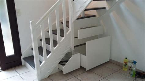 Rangement Chaussures Sous Escalier 4246 by Agencement Interieur Placard Armoire Dressing Sur Mesure