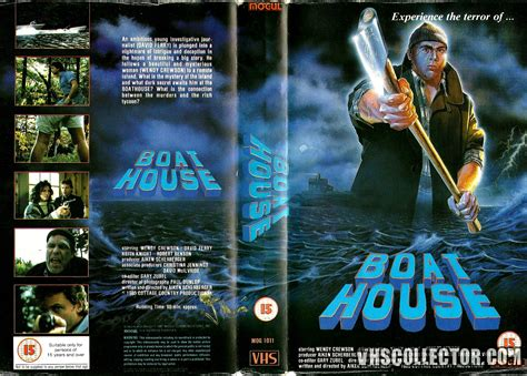 boat house movie boat house vhscollector com your analog videotape archive