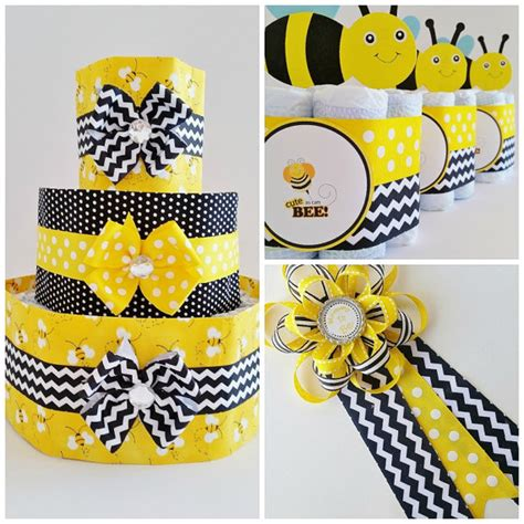 Bee Baby Shower Decorations by To Bee Baby Shower Decor Package Bee Cake