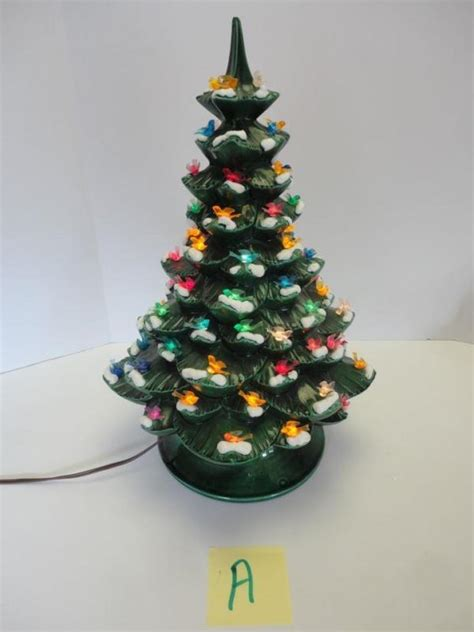 arnel ceramic christmas tree arnel s shop collectibles daily