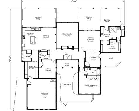 santa fe floor plans home ideas 187 santa fe style home plans