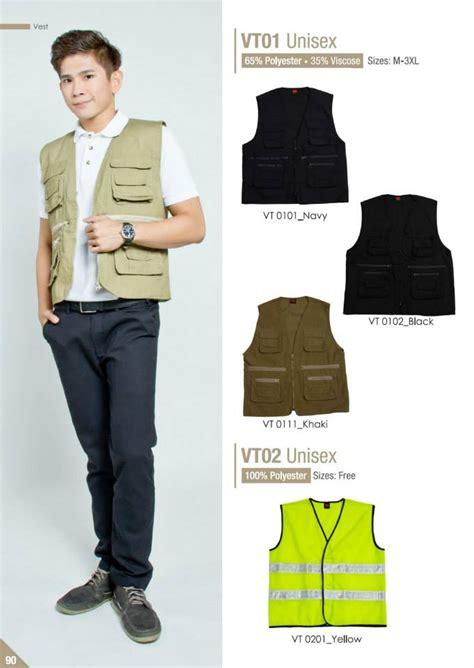 Tempahan Baju Vest pembekal reporter vest safety vest jaket murah malaysia cetak baju murah