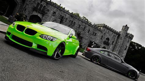 car wallpaper green green bmw m3 2 wallpaper hd car wallpapers id 2578