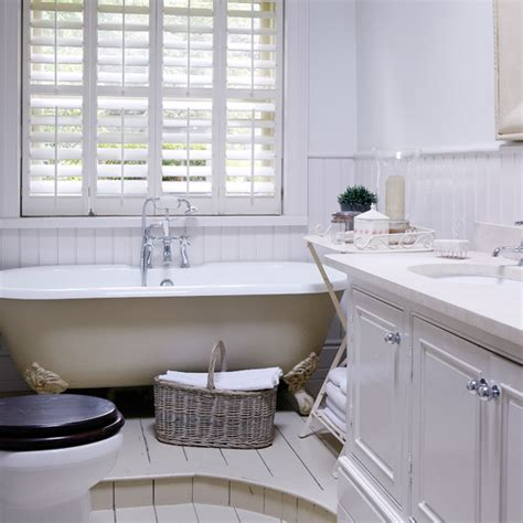 best bathroom company all white bathroom with roll top bath and shutters