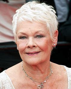 how to cut judi dench hair 1000 images about 60 s the new 30 on pinterest helen
