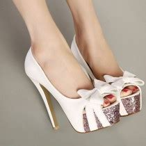 peep toe shoes 3 weddbook