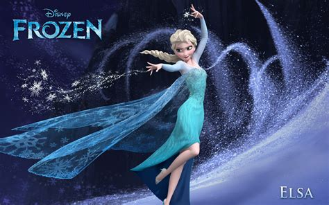 frozen new wallpaper elsa in frozen wallpapers hd wallpapers id 13444