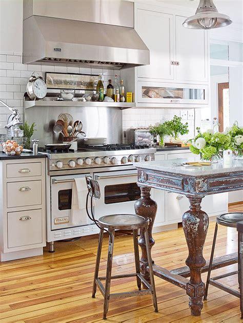 inexpensive kitchen flooring ideas better homes gardens
