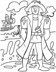 christopher columbus coloring pages columbus day coloring pages family net guide to