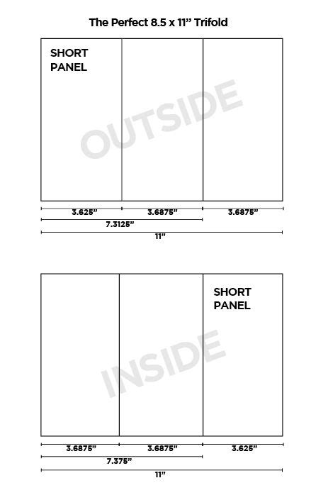 how to layout a brochure in illustrator how to make a brochure in indesign illustrator or