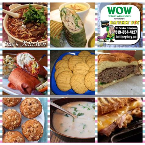 Sue S Kitchen by Wow Win Lunch For 4 At Sue S Kitchen