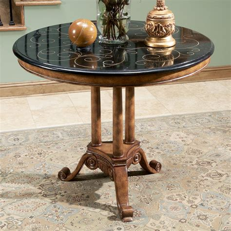 Marble Entry Table Entryway Table Marble Stabbedinback Foyer Solid Wooden Entryway Table