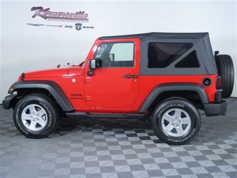 jeep red two door jeep wrangler 2 door interior www imgkid com the image