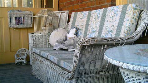 divanetto vimini divanetti in vimini stile e raffinatezza dalani e ora