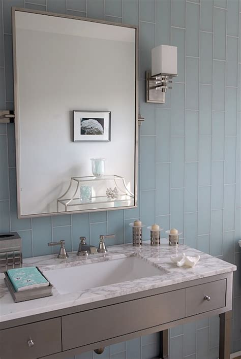 blue gray bathroom ideas blue and gray bathroom