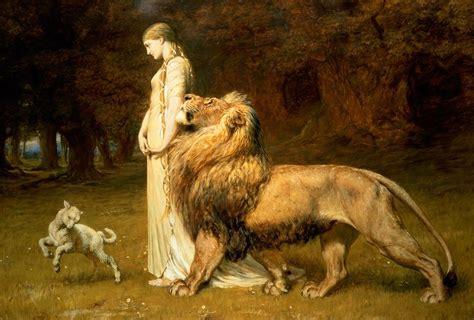 lion    lamb originate