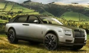2017 Rolls Royce Suv 2017 Rolls Royce Suv Release Date Interior Specs Pictures