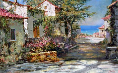 famous house painters tapety alois arnegger