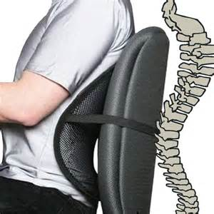 lower back support for office chair black cool air back mesh lumbar home office car seat chair