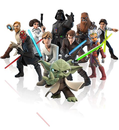 disney infinity wars characters zngames 161 disney infinity se trae a wars age of