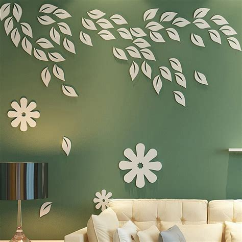 Wholesale Wall Murals online buy wholesale leaf wall mural from china leaf wall