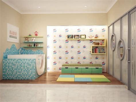 3d Home Interior Design rsia cicik padang aiviz studio