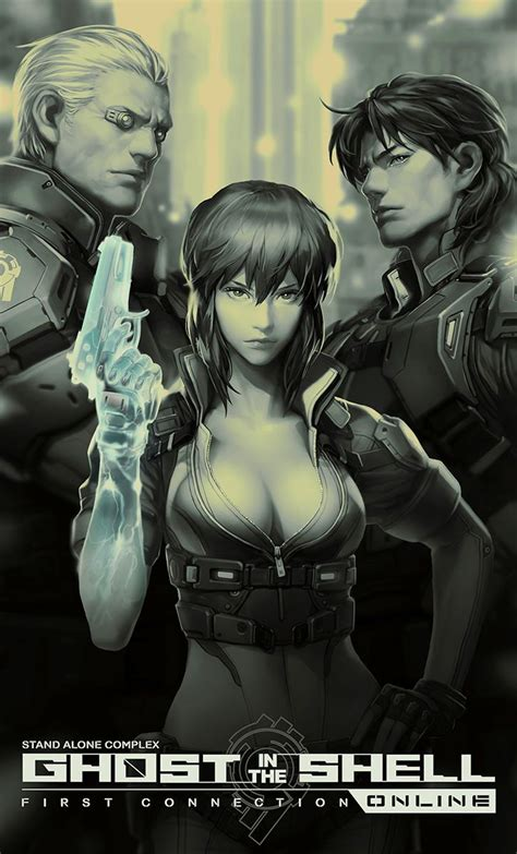 B Anime Imdb by Ghost In The Shell At G Star2014 Jisu