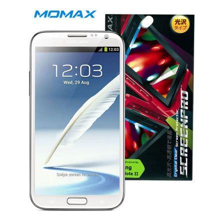 Obliq Clear Screen Protector For Samsung Galaxy Note 3 momax clear screen protector for samsung galaxy note 2