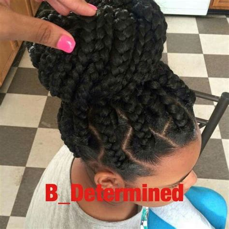 big braids for updo big braids big parts angel pinterest big braids