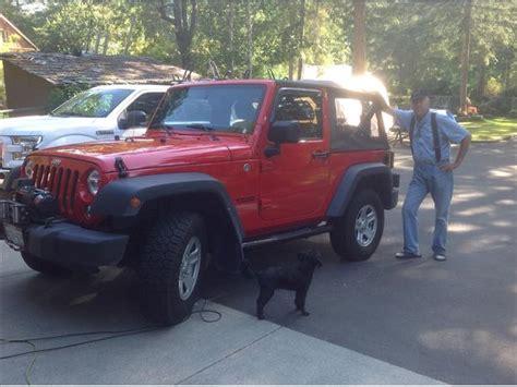selling jeep wrangler senior selling 2025 jeep wrangler sport jk outside nanaimo