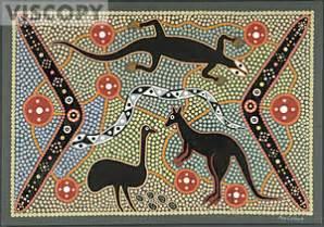 copyright of aboriginal art creative spirits