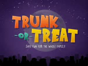 trunk or treat church powerpoint fall thanksgiving