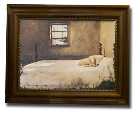 master bedroom by andrew wyeth art framing 1 183 2 183 3