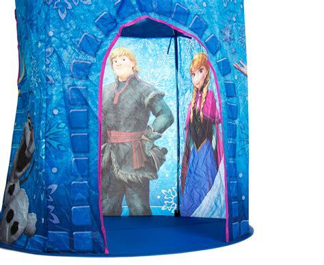 Bt1281 Gamis Frozen Blue catch au disney frozen castle play tent blue