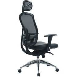 high back mesh office chair with headrest high back mesh executive office chair with headrest and