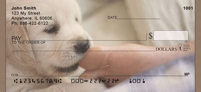 golden retriever personal checks golden retriever checks personal checks at personalchecksusa