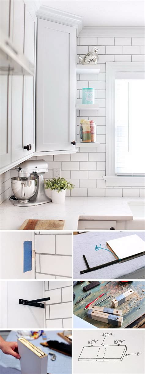 20 clever small kitchen storage ideas organization and 20 creative kitchen organization and diy storage ideas