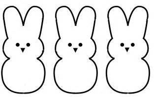clipart easter bunny outline clipartfest easter bunny