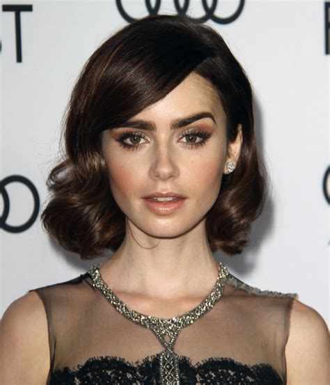 Modern Trim lily collins in a whole lotta dress at the 2016 afi fest