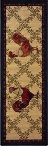 Rooster Runner Rug Rooster Rug Runner For Your Kitchen Whyrll