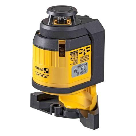 Multi Line Laser stabila self levelling multi line laser lax400 18702
