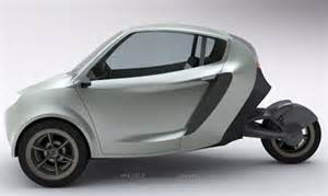 Small Electric Car Design Small Nanus Concept Electric Car For City Tuvie