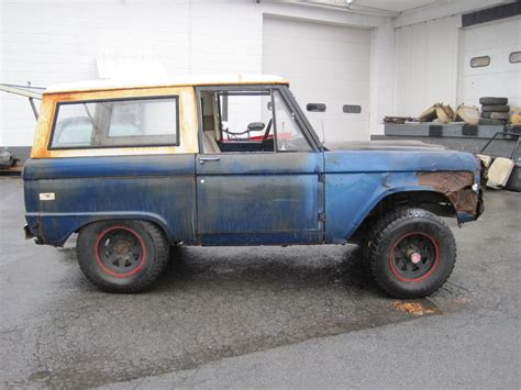 ford bronco for sale 1968 ford bronco 289 project for sale