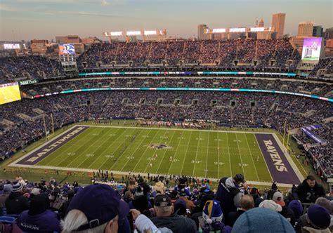 ravens finished upgrades mt bank stadium