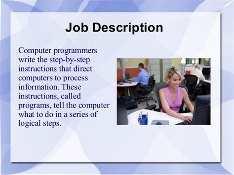 programmer description computer programmer descriptions staruptalent