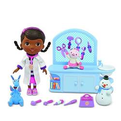 new disney doc mcstuffins toys toy tattle