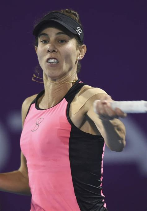 mihaela buzarnescu qatar wta total open in doha 02 16 2018