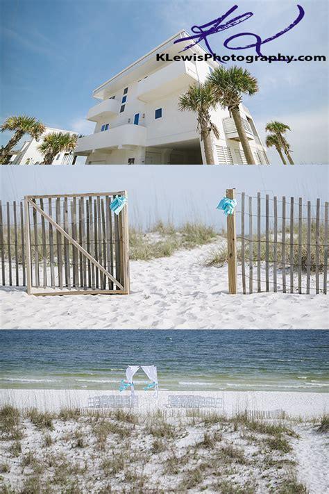 Beach Wedding Photos Pensacola Beach FL   Pensacola