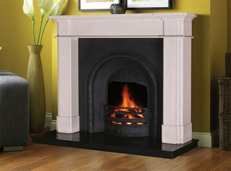 Marble Fireplaces Ireland by Fairmont Marble Fireplace In Ivory Pearl Marble