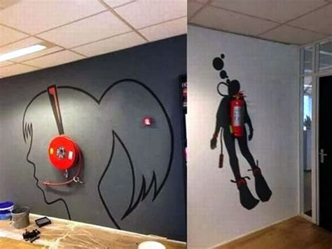 office wall art ideas a clever office decorating idea the adventures of